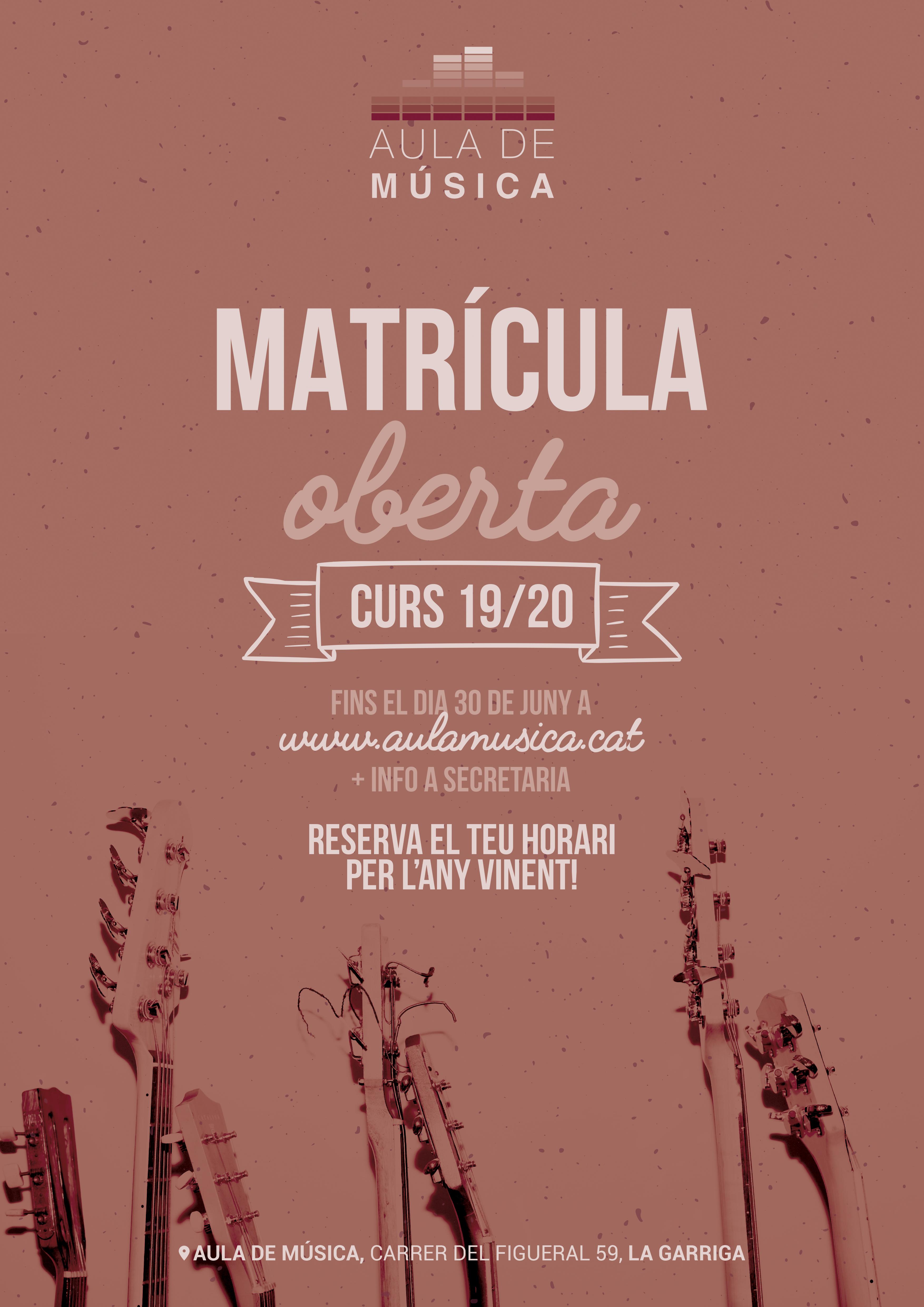 MatriculaOberta1920